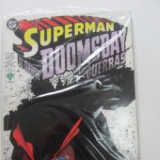 Cómics: SUPERMAN DOOMSDAY LAS GUERRAS TOMO I - ED VID- 1998 PRECINTADO ARX74. Lote 246309760