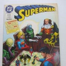 Cómics: SUPERMAN. MUNDO SIN FUTURO. TOMO UNICO. VID COMICS ARX74. Lote 246310710