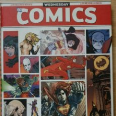 Cómics: PLANETA DC SUPERMAN BATMAN WEDNESDAY COMICS DESCATALOGADO PRECINTADO NUEVO. Lote 246491205
