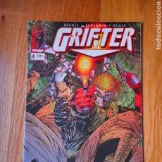 Cómics: GRIFTER #4. Lote 246998965
