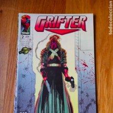 Cómics: GRIFTER #2 (SEAGLE, BENJAMIN, MCWEENEY). Lote 246999030