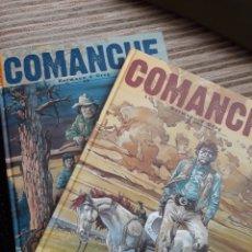 Cómics: COMANCHE (2 VOL) HERMANN & GREG. Lote 247129950