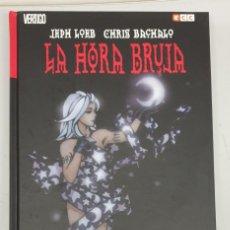 Cómics: LA HORA BRUJA - JEPH LOEB - CHRIS BACHALO / VERTIGO - ECC. Lote 269206008