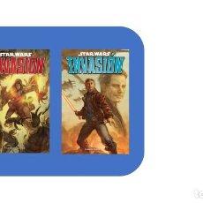 Fumetti: STAR WARS: INVASIÓN Nº 01+ 02 +03 ( DE 3) - COMPLETA EN OFERTA-. Lote 248069970