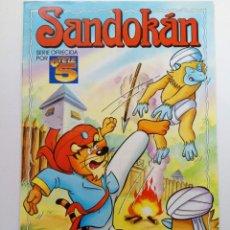 Cómics: SANDOKAN Nº 6 - PLANETA-AGOSTINI COMICS. Lote 249146100