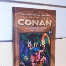 Comics: LAS CRONICAS DE CONAN Nº 26 - PLANETA OFERTA. Lote 251538990