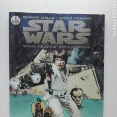 Cómics: CÓMIC- STAR WARS UNA NUEVA ESPERANZA Nº1 / PLANETA DE AGOSTINI COMICS. Lote 252001320
