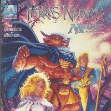 Comics: TIERRAS NATALES - MAGIC- TOMO - PERFECTO ESTADO. NUEVO. Lote 294995578