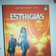 Cómics: EL CANTO DE LAS ESTRIGIAS. Lote 253650970