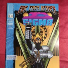 Cómics: FIRE FROM HEAVEN. SIGMA. CAPÍTULO 9. PLANETA. Lote 253864225