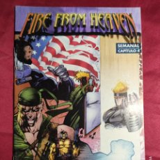 Cómics: FIRE FROM HEAVEN. CAPÍTULO 9. PLANETA. Lote 253865265