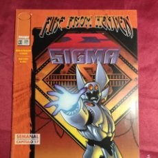 Cómics: FIRE FROM HEAVEN. CAPÍTULO 17. PLANETA. Lote 253865430