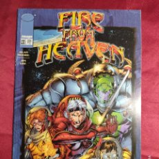 Cómics: FIRE FROM HEAVEN. CAPÍTULO 19. PLANETA. Lote 253865615