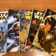 Fumetti: STAR WARS. (TOMOS 1-5). Lote 253928530