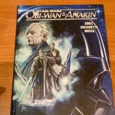 Fumetti: OBI-WAN & ANAKIN. Lote 253929430