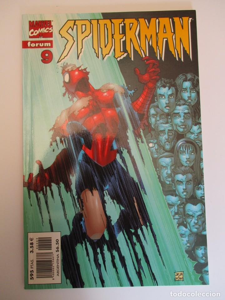 SPIDERMAN (1999, PLANETA-DEAGOSTINI) 9 · V-2000 · SPIDERMAN (Tebeos y Comics - Planeta)