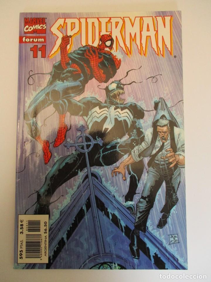 SPIDERMAN (1999, PLANETA-DEAGOSTINI) 11 · VII-2000 · SPIDERMAN (Tebeos y Comics - Planeta)