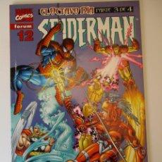 Cómics: SPIDERMAN (1999, PLANETA-DEAGOSTINI) 12 · VIII-2000 · SPIDERMAN. Lote 254816555