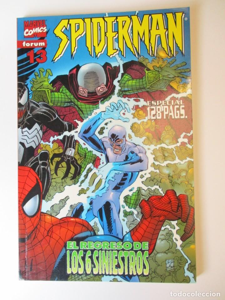 SPIDERMAN (1999, PLANETA-DEAGOSTINI) 13 · IX-2000 · SPIDERMAN (Tebeos y Comics - Planeta)