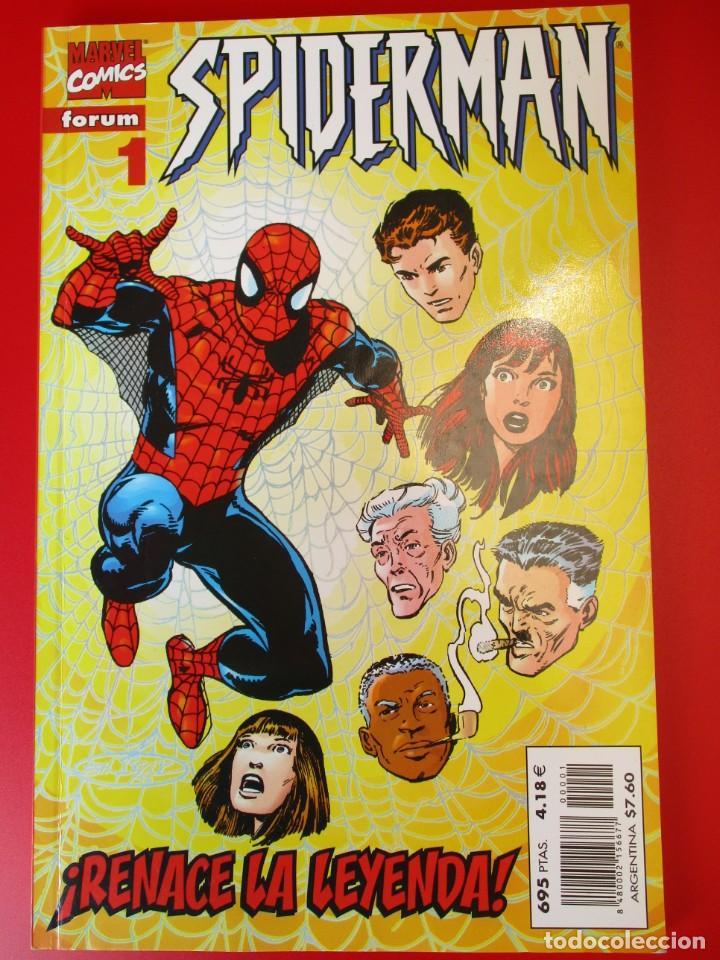 SPIDERMAN (1999, PLANETA-DEAGOSTINI) 1 · IX-1999 · SPIDERMAN (Tebeos y Comics - Planeta)