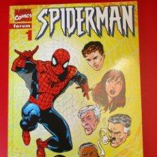 Cómics: SPIDERMAN (1999, PLANETA-DEAGOSTINI) 1 · IX-1999 · SPIDERMAN. Lote 254817910