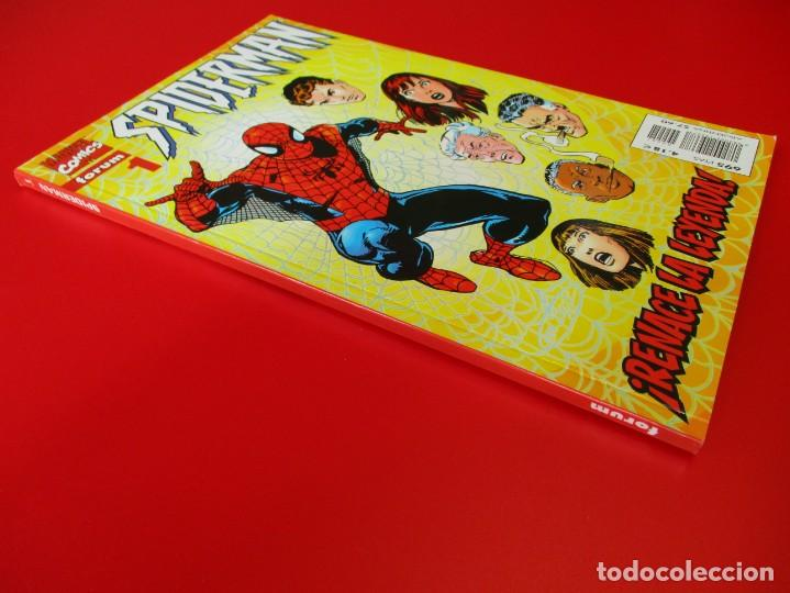 Cómics: SPIDERMAN (1999, PLANETA-DEAGOSTINI) 1 · IX-1999 · SPIDERMAN - Foto 2 - 254817910