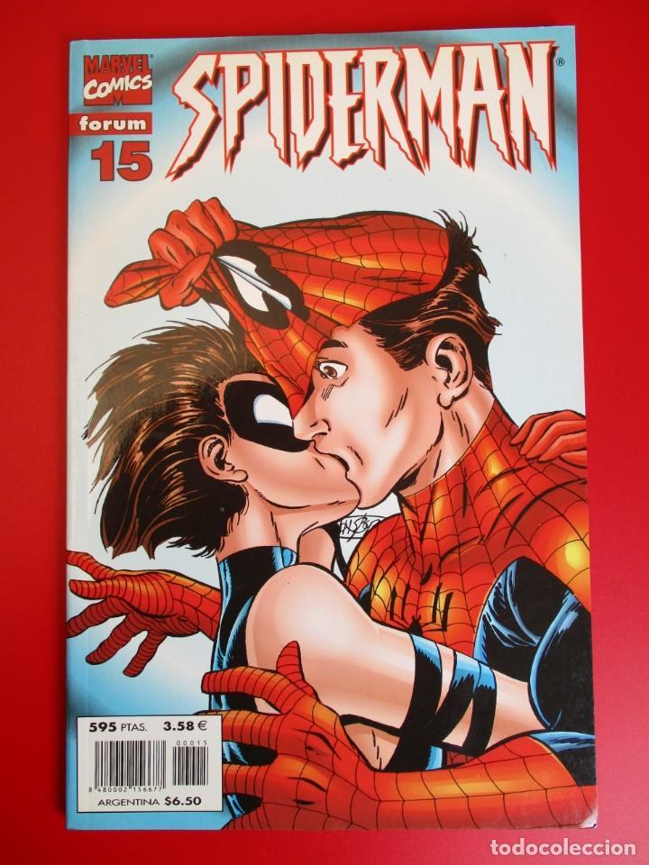 SPIDERMAN (1999, PLANETA-DEAGOSTINI) 15 · XI-2000 · SPIDERMAN (Tebeos y Comics - Planeta)