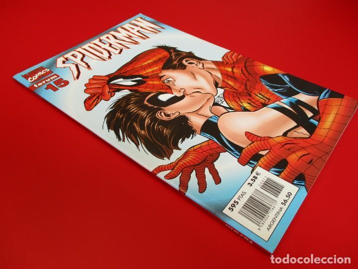 Cómics: SPIDERMAN (1999, PLANETA-DEAGOSTINI) 15 · XI-2000 · SPIDERMAN - Foto 2 - 254818140