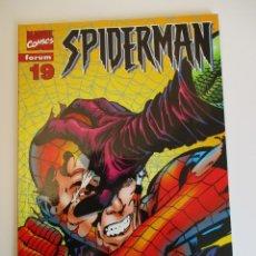 Cómics: SPIDERMAN (1999, PLANETA-DEAGOSTINI) 19 · III-2001 · SPIDERMAN. Lote 254819900