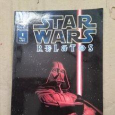 Cómics: STAR WARS RELATOS 1 (PLANETA DE AGOSTINI). Lote 253940025