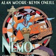 Cómics: THE LEAGUE OF EXTRAORDINARY GENTLEMEN: NEMO. CORAZÓN DE HIELO. ALAN MOORE Y KEVIN O'NEILL. Lote 256075400