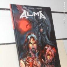 Fumetti: ALMA FIDEU-CIFUENTES-CASQUERO TOMO CARTONÉ - PLANETA OFERTA. Lote 257491515