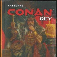 Comics : CONAN REY INTEGRAL TIMOTHY TRUMAN TOMAS GIORELLO PLANETA CÓMIC DARK HORSE NUEVO Y PRECINTADO.. Lote 257572165
