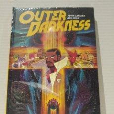 Cómics: OUTER DARKNESS 01 TODO CONTRA TODOS JOHN LAYMAN - AFU CHAN. PLANETA CÓMIC. Lote 257906825