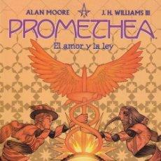 Cómics: PROMETHEA - EL AMOR Y LA LEY - ALAN MOORE - PLANETA #. Lote 258879960
