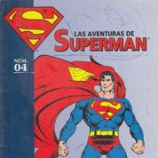 Cómics: LAS AVENTURAS DE SUPERMAN Nº 4 - DC - PLANETA #. Lote 258880205