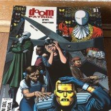 Fumetti: DOOM PATROL/PATRULLA CONDENADA. GRANT MORRISON (ESPAÑOL) Y SERIE ORIGINAL (INGLÉS). COMPLETO.. Lote 259280595