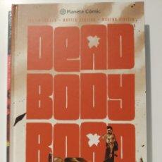 Cómics: DEAD BODY ROAD 1. PLANETA COMIC.. Lote 259725320