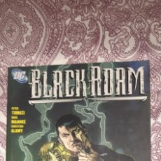 Comics: BLACK ADAM. TOMO JSA. PLANETA DC. Lote 260315930