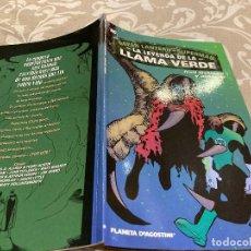 Cómics: LA LEYENDA DE LA LLAMA VERDE - SUPERMAN - GREEN LANTERN - NEIL GAIMAN - DC PLANETA. Lote 261242880