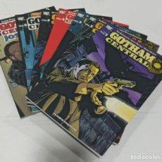 Comics: GOTHAM CENTRAL COMPLETA 6 TOMOS + GOTHAM CENTRAL, JOSIE MAC DC-PLANETA 2006-7 TOMOS. Lote 261264475
