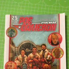 Cómics: STAR WARS. POE DAMERON. Nº 25. PLANETA CÓMIC.. Lote 261292430