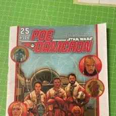 Cómics: STAR WARS. POE DAMERON. Nº 25. PLANETA CÓMIC.. Lote 261293540