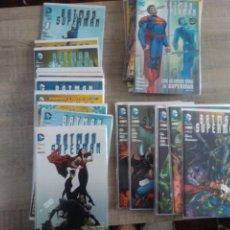 Cómics: BATMAN/SUPERMAN OBRA COMPLETA 37 NÚMEROS-NUEVOS!!!!!!. Lote 261295075