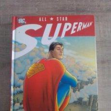 Cómics: ALL STAR SUPERMAN. Lote 261297425