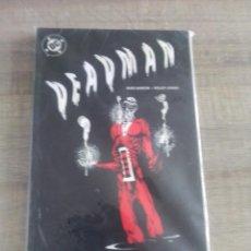 Cómics: DEADMAN DE MIKE BARO Y KELLEY JONES-NUEVO!!!!. Lote 261298365