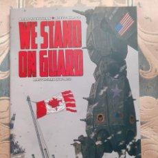 Cómics: WE STAND ON GUARD - VOLUMEN 1 DE 6 (COLECCIÓN COMPLETA) VER FOTOS Y TRAMA EN INTERNET. Lote 261823440