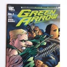 Cómics: GREEN ARROW NUM 2. EXCELENTE ESTADO. Lote 261823915