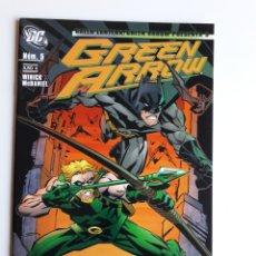Cómics: GREEN ARROW NUM 5. EXCELENTE ESTADO. Lote 261824310