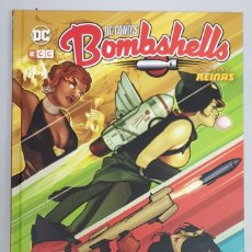 Cómics: BOMBSHELLS Nº 4 : REINAS / DC - ECC. Lote 261831700